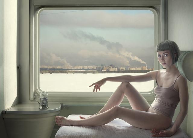 Katerina Belkina, 'The Flight. Poezd', 2010, Photography, Archival pigment print, Faur Zsofi Gallery
