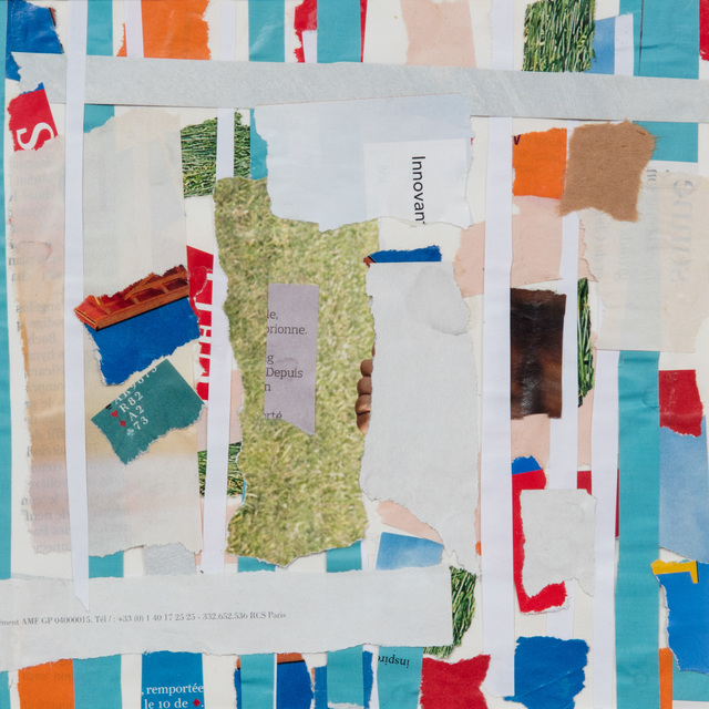 , 'Collage 56,' ca. 2012–14, Rosenberg & Co.