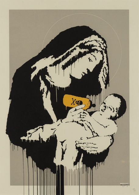Banksy, 'Toxic Mary', 2004, Forum Auctions