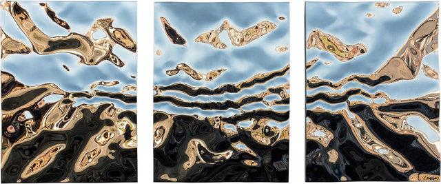 , 'Tryptich,' 2015, Albemarle Gallery | Pontone Gallery