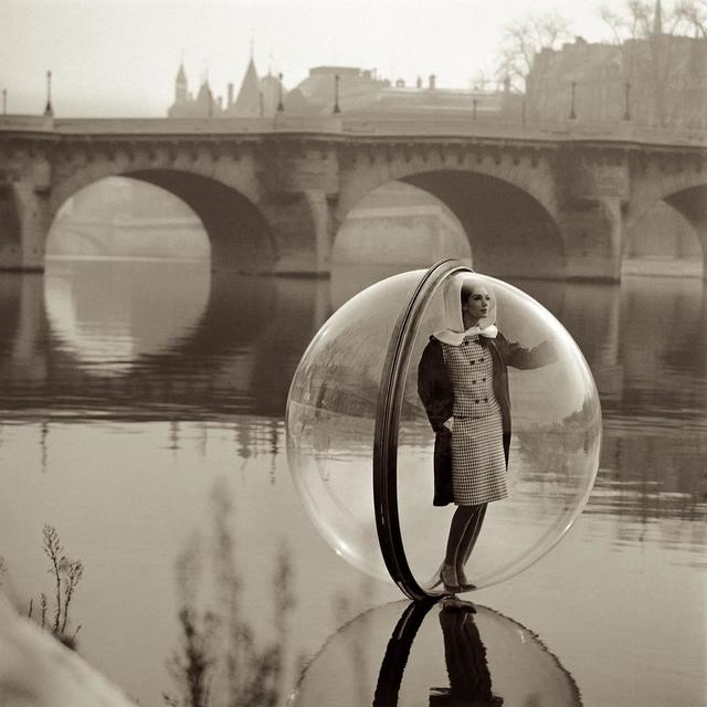 , 'Bubble Seine,' 1963, Peter Fetterman Gallery