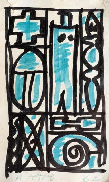 Francisco Matto, 'Constructivo', 1962, Galería de las Misiones