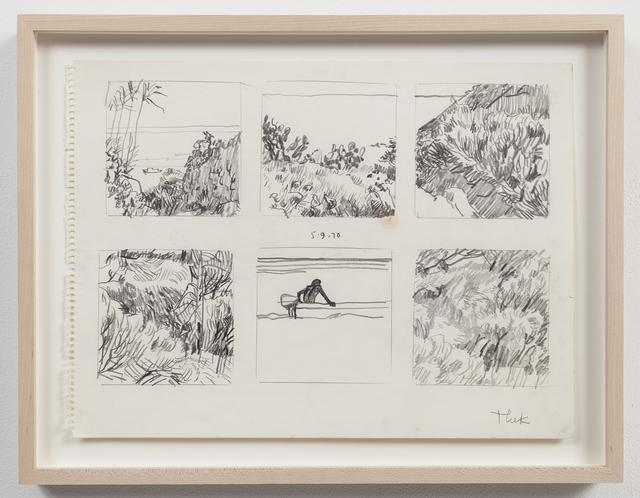 , 'Untitled (5/9/70),' 1970, Mai 36 Galerie