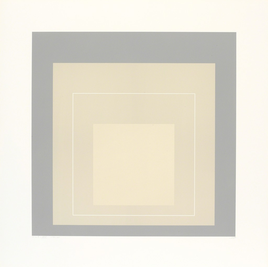 Josef albers wls xiv from white line squares 1966 artsy josef albers wls xiv from white line squares 1966 aiddatafo Choice Image