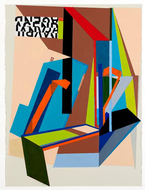 , 'Agenda,' 2016, Frederieke Taylor Gallery