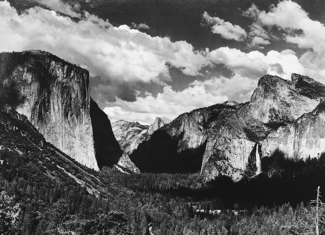 , 'Yosemite Valley,' 1935, Jackson Fine Art