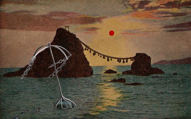 Daniel Rothbart, 'Rising Sun 1947_2019', 2019, Galerie Depardieu Art Contemporain