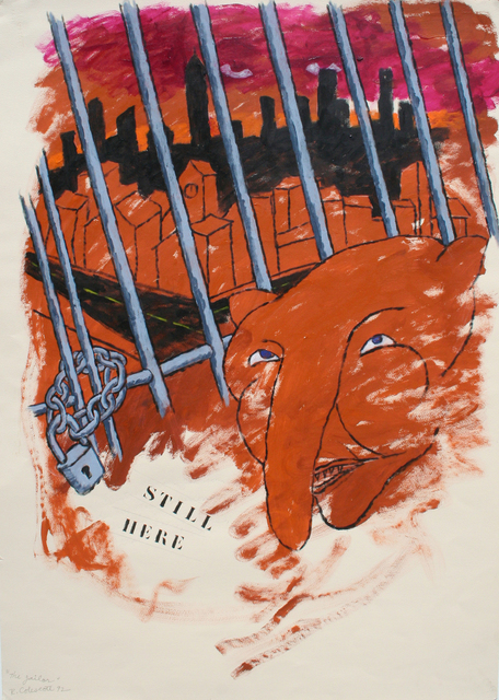 , 'The Jailer,' 1992, Arthur Roger Gallery