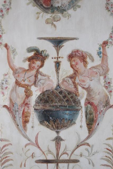 , 'Wainscot,' c. 18th century, Château de Fontainebleau