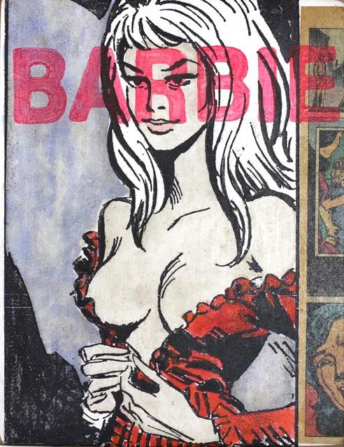 , 'Barbie,' 2016, Artspace Warehouse