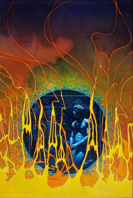 , 'Purgatory Zone,' 1980, IX Gallery