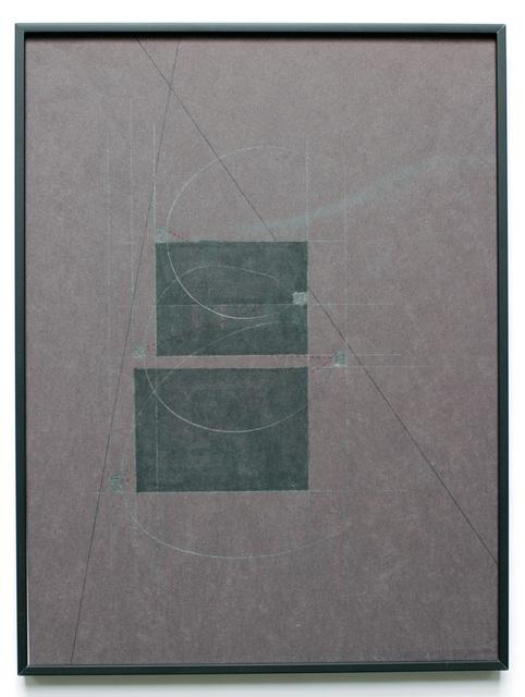 , 'paradigm object,' 2017, BERG Contemporary