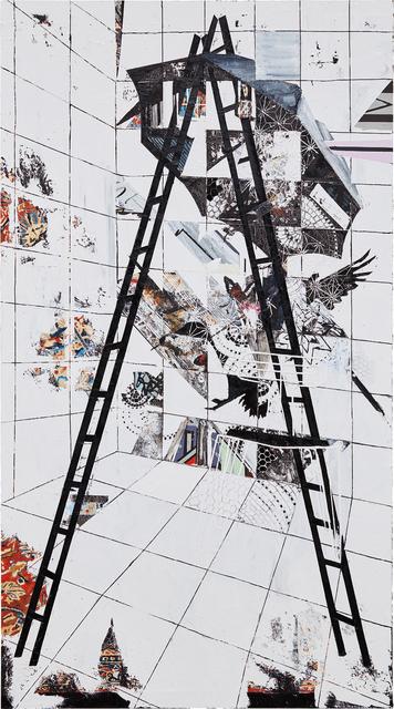 Francesca DiMattio, 'Black Ladder', 2008, Phillips