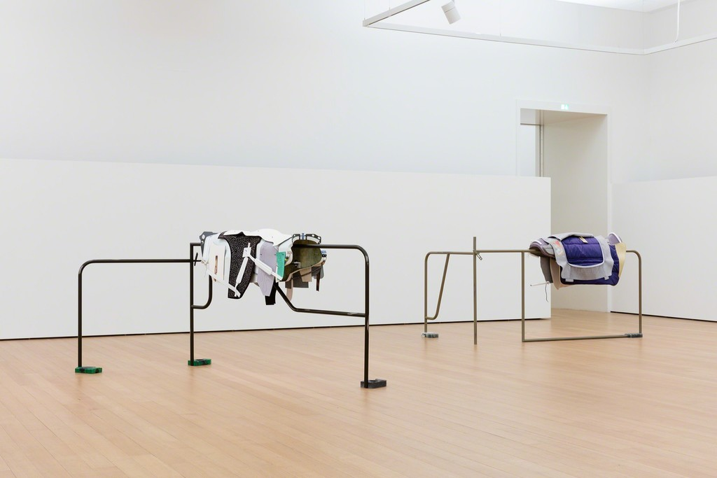 Installation view Mustard, Stedelijk Museum Amsterdam, photography by Plastiques