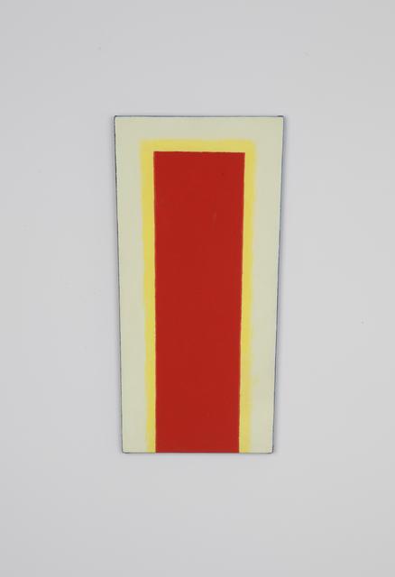 , 'Untitled (Standing Red),' 1982-1984, Kristof De Clercq