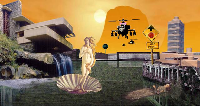 Artemis Potamianou, 'Re-view series, Venus', 2012, IFAC Arts