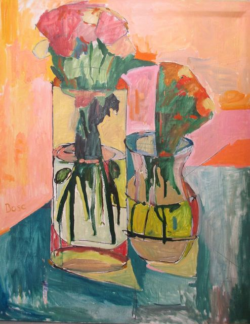 , 'Bouquets  in Setting Sun,' , Desta Gallery