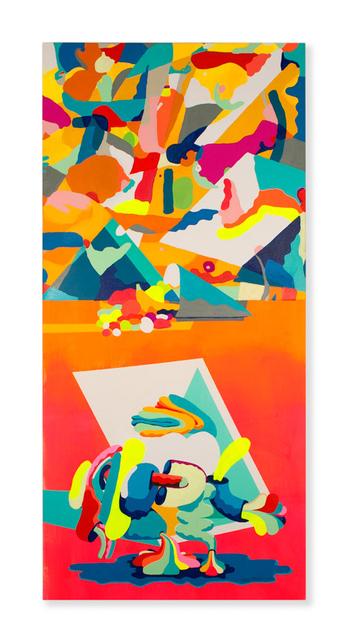 , 'Foreground, Middle, Background,' 2016, Garis & Hahn