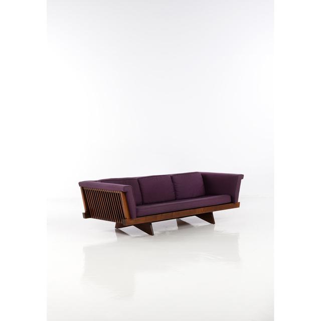 George Nakashima, '3251 Model - Sofa', 1958, PIASA