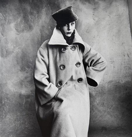 Irving Penn, 'Schiaparelli Coat', Isabella Garrucho Fine Art