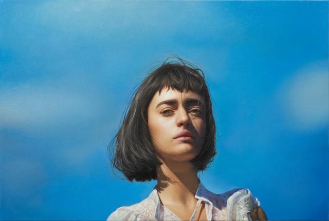 , 'Untitled; Olya,' 2019, Pontone Gallery