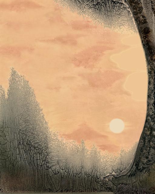 , 'Sunset 4/10,' 2016, Walter Wickiser Gallery