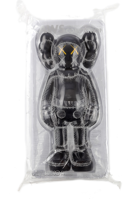 KAWS, 'Kaws Companion (Black)', 2016, Chiswick Auctions
