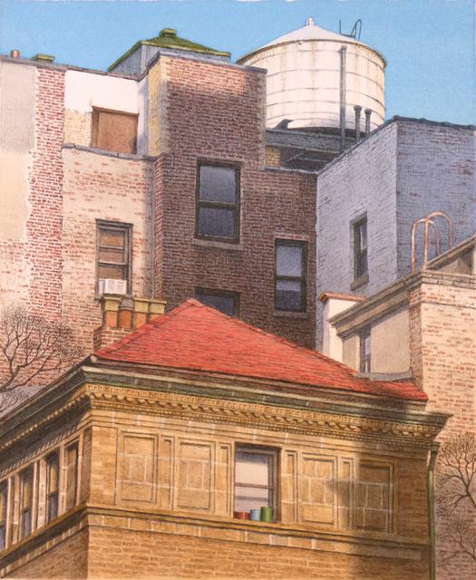 , '71st Street, West of Broadway,' 2017, Garvey   Simon