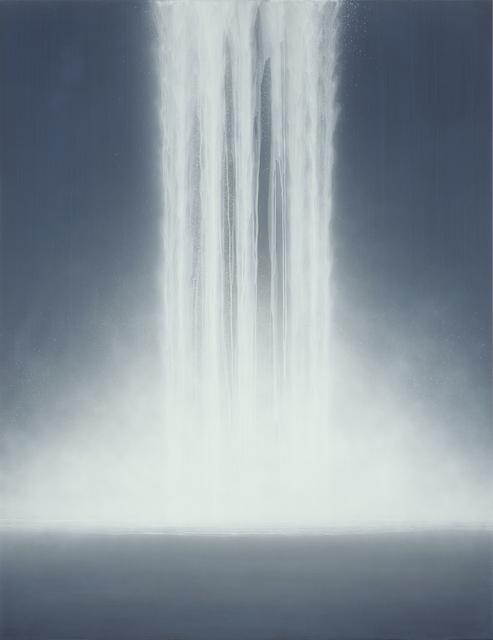 , 'Waterfall,' 2012, Sundaram Tagore Gallery