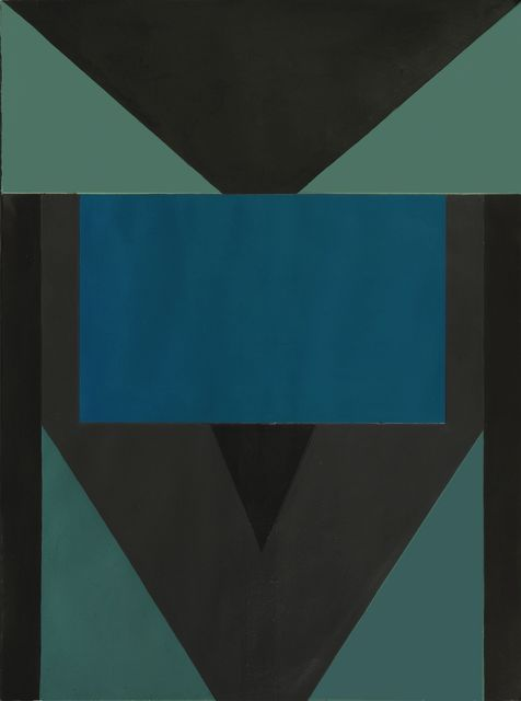 , 'Composition No. 2,' 2012, Leon Tovar Gallery