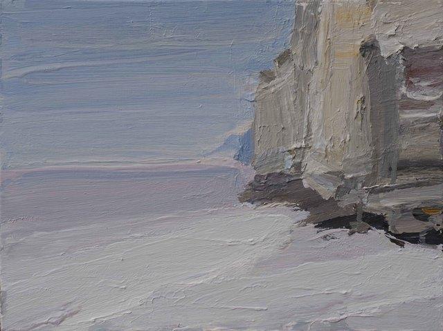 , 'Silent Cliffs 6,' 2014, Katrine Levin Galleries