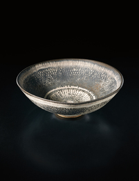 Lucie Rie, 'Monumental 'knitted' bowl,' circa 1978, Phillips: 20th Century & Contemporary Art & Design Evening Sale