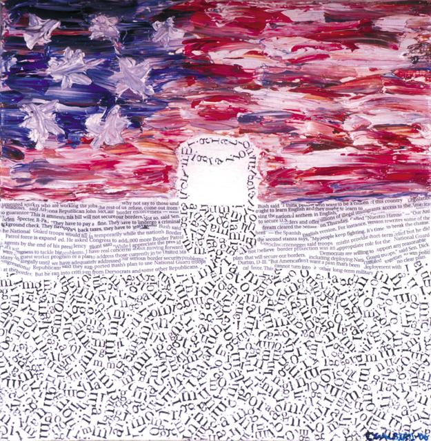 Christina Galbiati, 'Half Empty or Half Full', 2006, Alessandro Berni Gallery