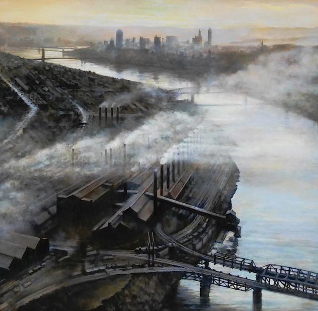, 'Monongahela, 1947,' 2017-2018, Lora Schlesinger Gallery
