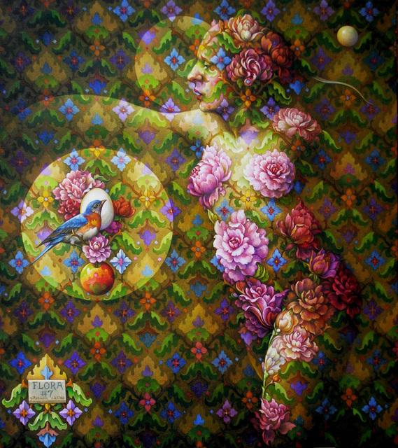 , 'Flora # 7,' 2016, Spalding Nix Fine Art