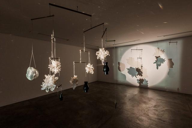, 'Anatomia da Luz II [Anatomy of Light II],' 2014, Casa Triângulo