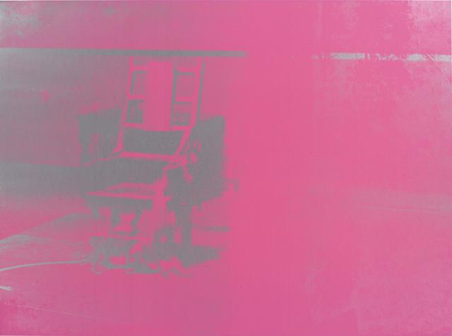 Andy Warhol, 'Electric Chair (Portfolio)', 1971, Dallas Museum of Art