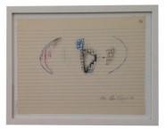Anna Bella Geiger, 'Equações Variáveis', 1978, Galeria Murilo Castro