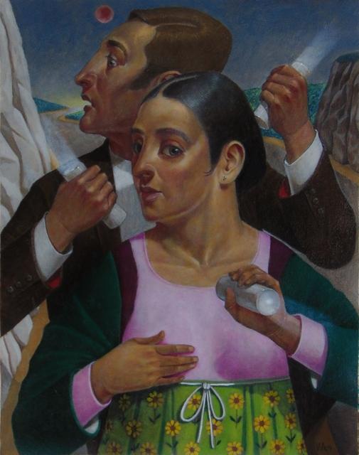 , 'Buscando Luciérnagas Una Noche De Enero,' 2019, RJD Gallery