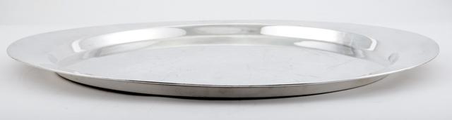 Georg Jensen, 'Sterling Silver Tray', Design/Decorative Art, Sterling Silver, Doyle
