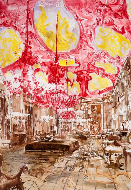 , 'Sicily, Villa Gangi,' 2016, Locks Gallery