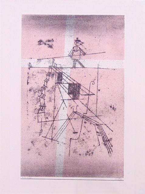, 'Tightrope Walker,' 1923, Galerie Thomas