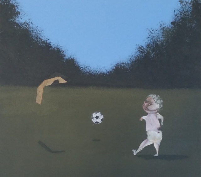 Bastiaan van Stenis, 'Baby Steps', 2019, WORLDART