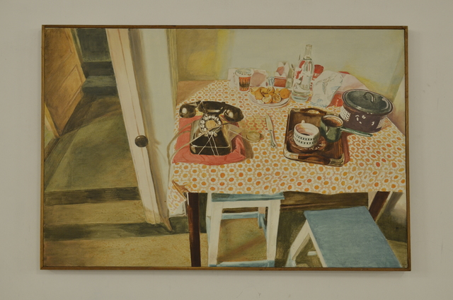 , 'Kitchen Table,' 1978, Art Encounters Foundation