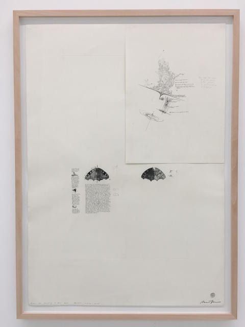 , 'Form ist flüssig in der Zeit - Studie,' 2012-2015, Galerie Lisa Kandlhofer