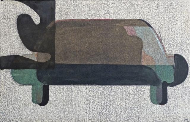 , 'Sombra en camino III,' 2008, GALERÍA ETHRA