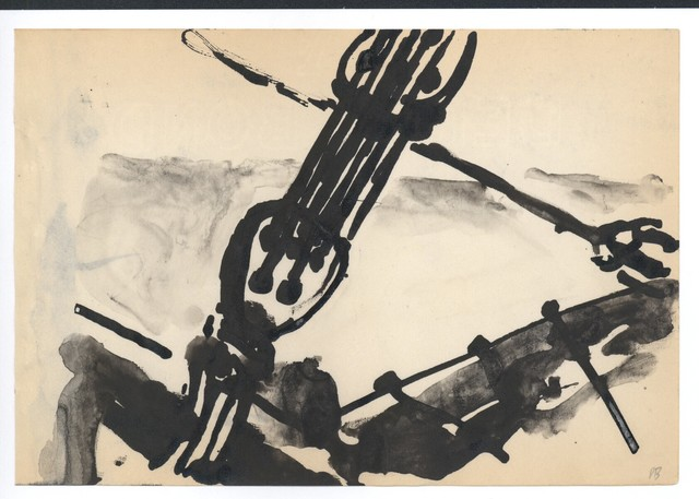 , 'Rigging,' 2015, Albert Merola Gallery