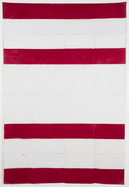 , 'Pliage,' 1971, Galerie Ceysson & Bénétière