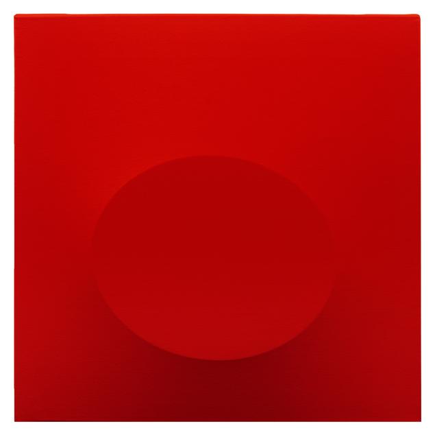 , 'Rosso,' 2014, Opera Gallery