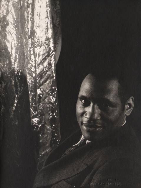 , 'Paul Robeson,' 1933, Keith de Lellis Gallery